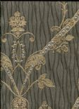Karat 2017 Wallpaper Z2947 or 2947 By Zambaiti Parati For Colemans